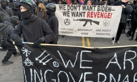 Where Were the Insurrectionists on Inauguration Day?