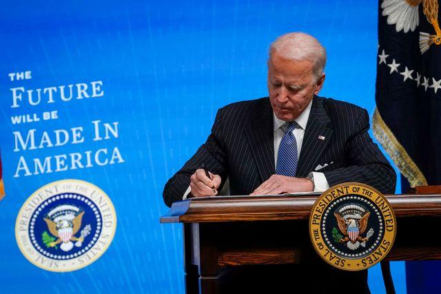 Biden: Transgender People Will Serve in US Military
