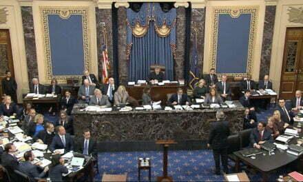 Senate Impeachment Trial Is NOT a Trial