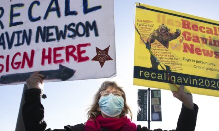 Efforts to recall governor Newsom intensify