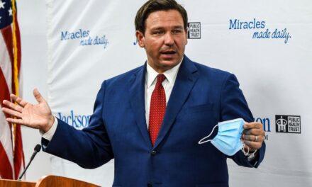 Florida Governor Fighting Big Tech Companies