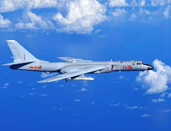 Was Chinese Air Incursion a Simulated Attack?