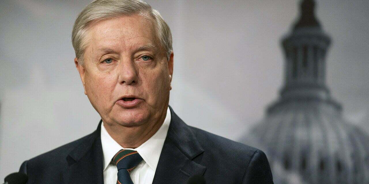Lindsey Graham Questions Biden