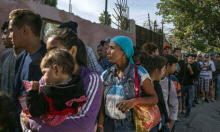 Biden Welcomes 300 Migrants Every Day