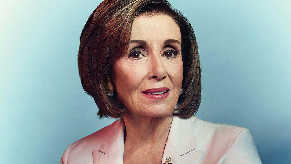 Nancy Pelosi Avoids Questions About Capitol Riot