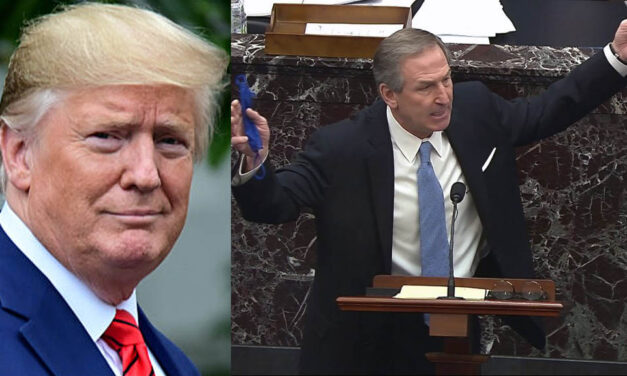Closing arguments From Trump Impeachment – Reveals the truth