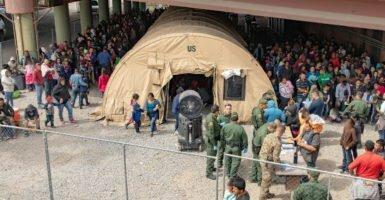 Texas Deploys National Guard to Help at Border