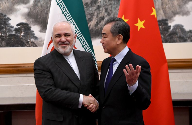 """China and Iran Join """"Permanent"""" Cooperation Agreement"""