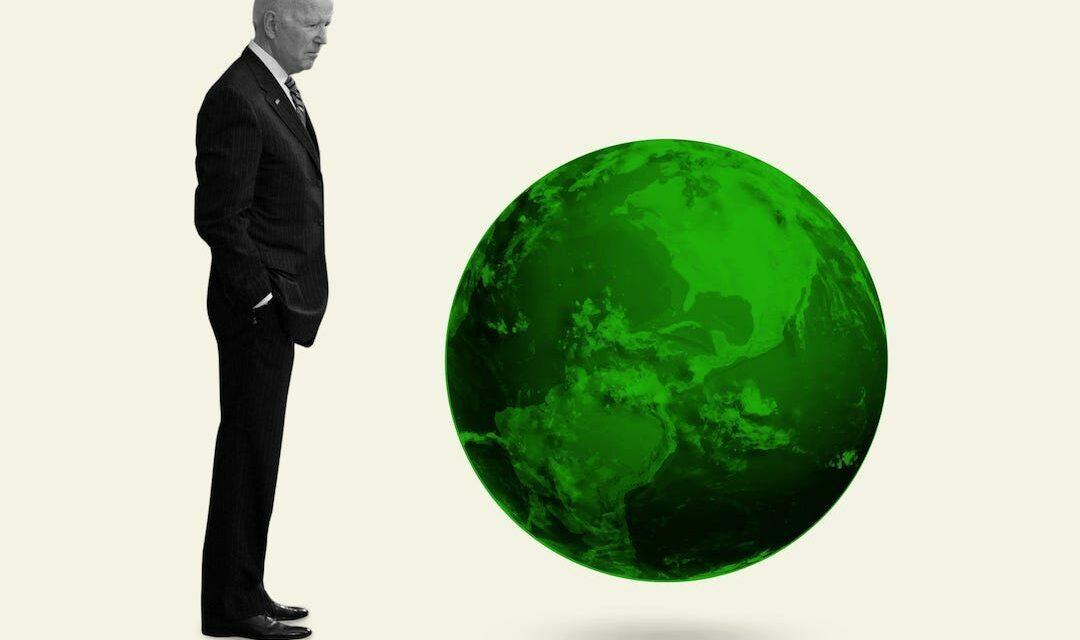 Biden Unveils Carbon Emissions Plan