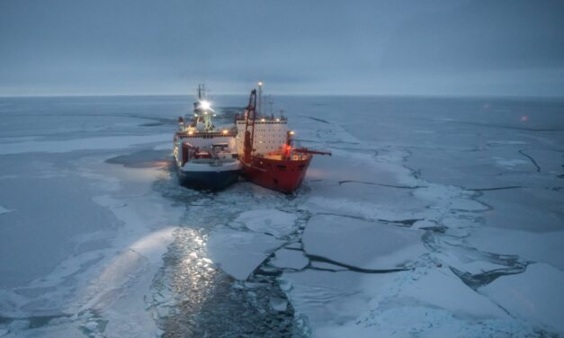 What Is China Planning In The Arctic?
