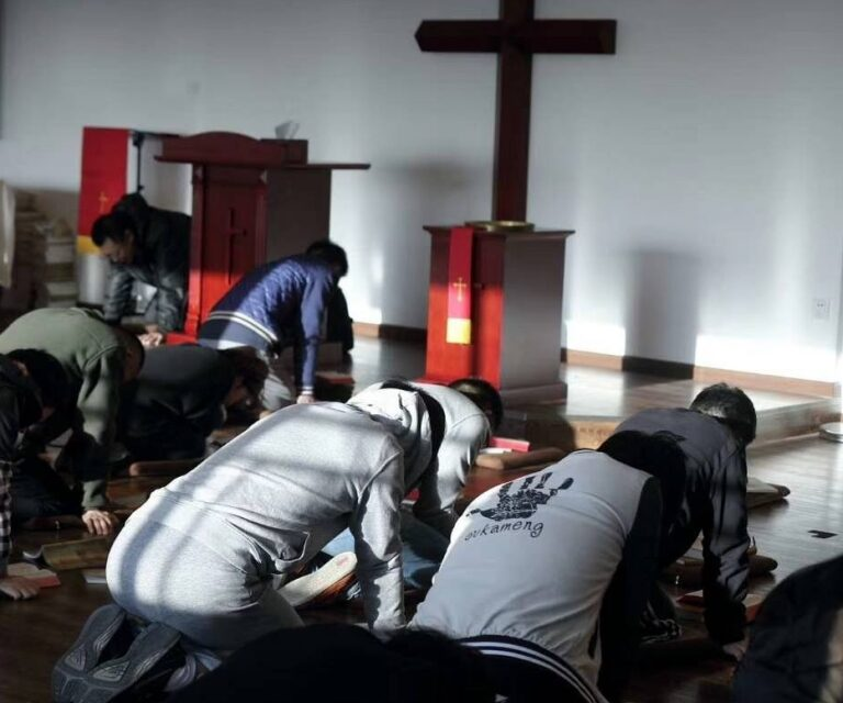 Christianity is the Next Religion on China's Hitlist