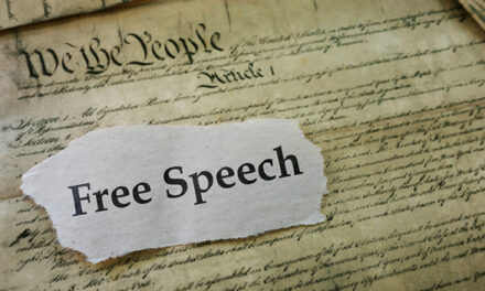 Big Tech Is Violating The Constitution