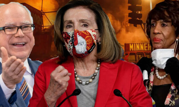 Collusion: The Riots are Backed by Democrats – Here is How I Know