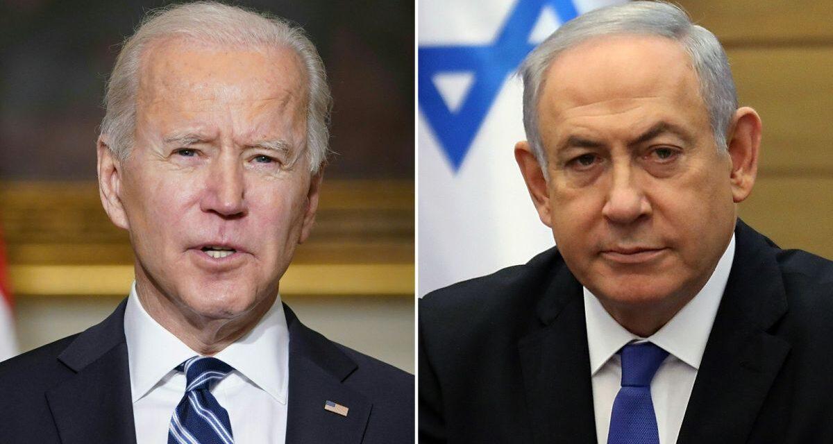 Biden Is No Friend of Israel