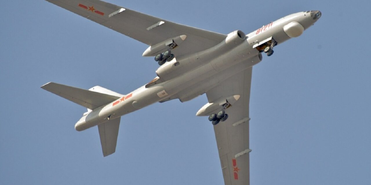 China Threatens to Bomb Australia