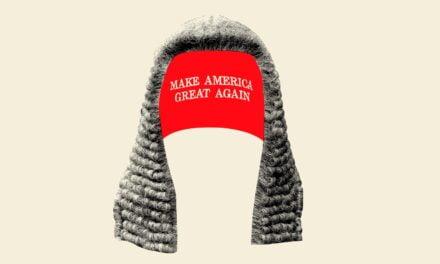 Is Trump in Legal Jeopardy?