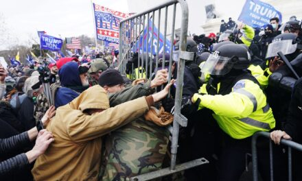 January 6 Was Not an Insurrection