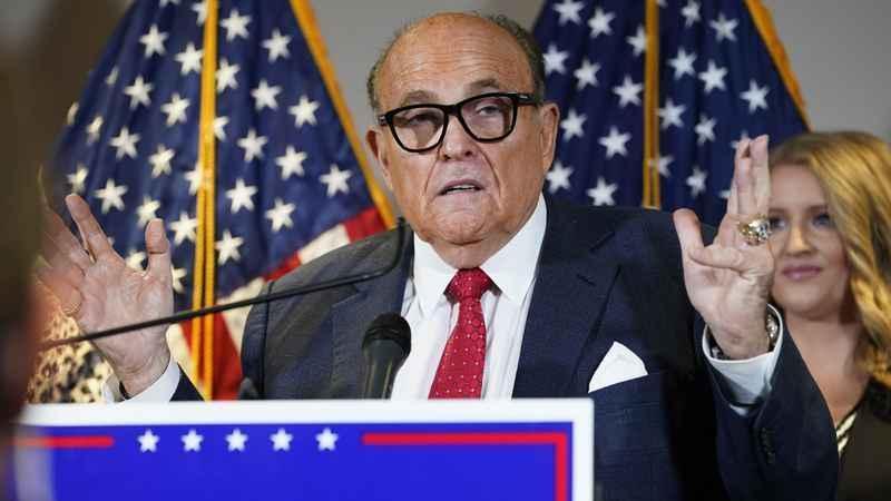 Is Rudy Giuliani Facing Prison Time?