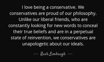 People Need to Stop Pretending To Be Conservative