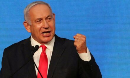 Israel: Defeated Prime Minister Attacks Biden in Exit Speech