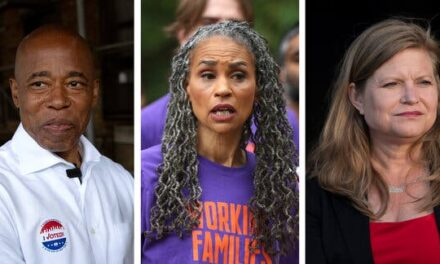 Inside The Chaotic New York Mayoral Race