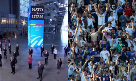 What Do NATO, Baseball, and Covid-19 Have in Common?
