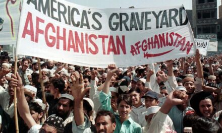Afghanistan: Another Shame on America