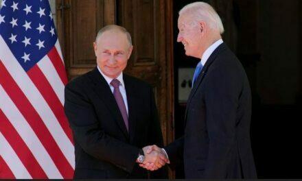 World Wide War Looms as Biden Meets Putin