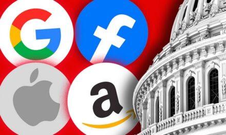 Lawmakers Advance Antitrust Legislation Targeting Big Tech