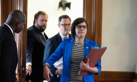 Democrats Walk Out On Texas Law for Election Protection