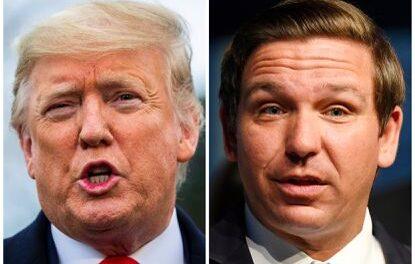 DeSantis Beats Trump in Presidential Straw Poll