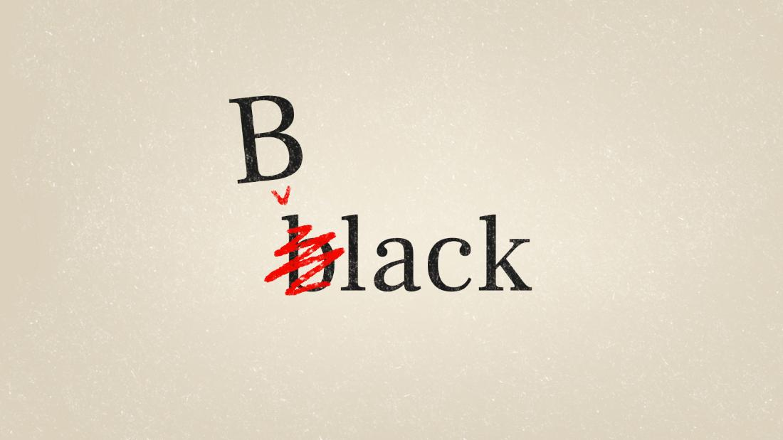 Should Black Be Capitalized?