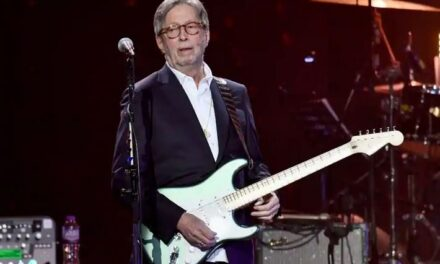 Classic Rockstar Eric Clapton Takes A Stand Against Mandatory Vaccinations at Concerts