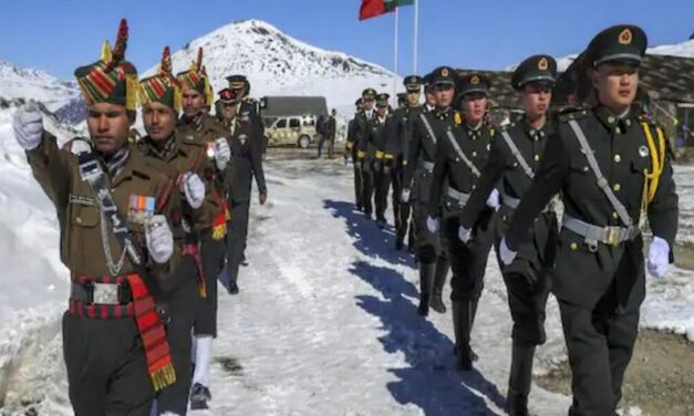 Escalation of Forces Between India and China Over Himalayas