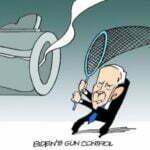 Biden Is Going After Guns … Again