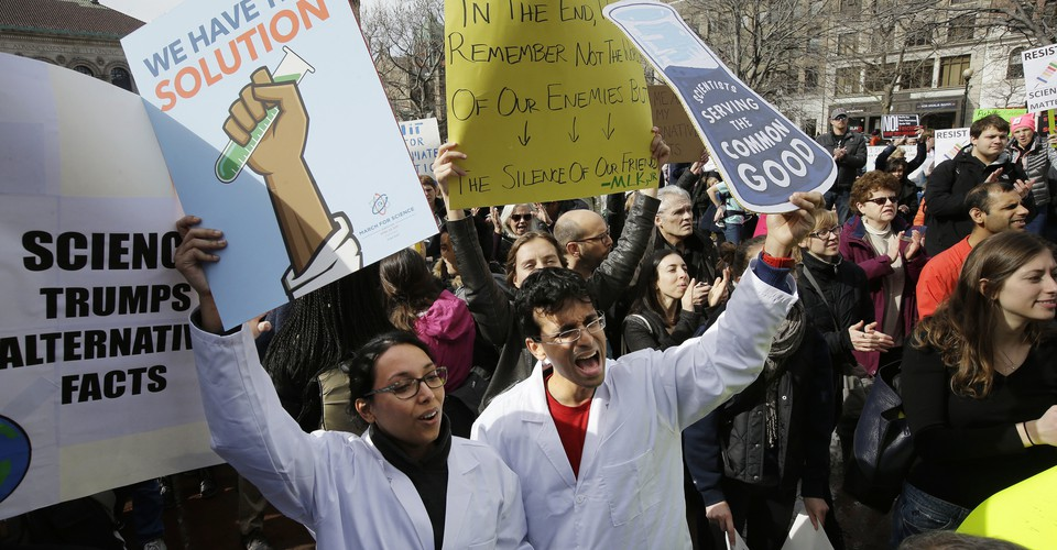 Listen to the Doctors and Scientists