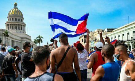 Ron DeSantis Urges Biden to Help People of Cuba