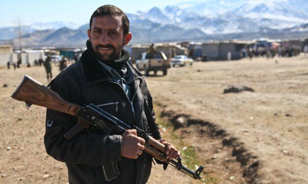 Afghanistan Burns While Joe Biden Takes a Vacation!