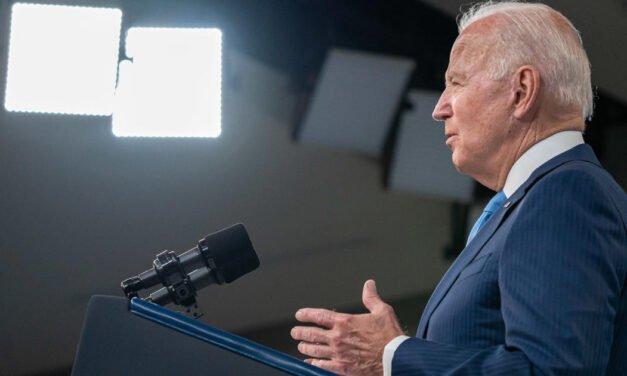 The World Turns on Joe Biden