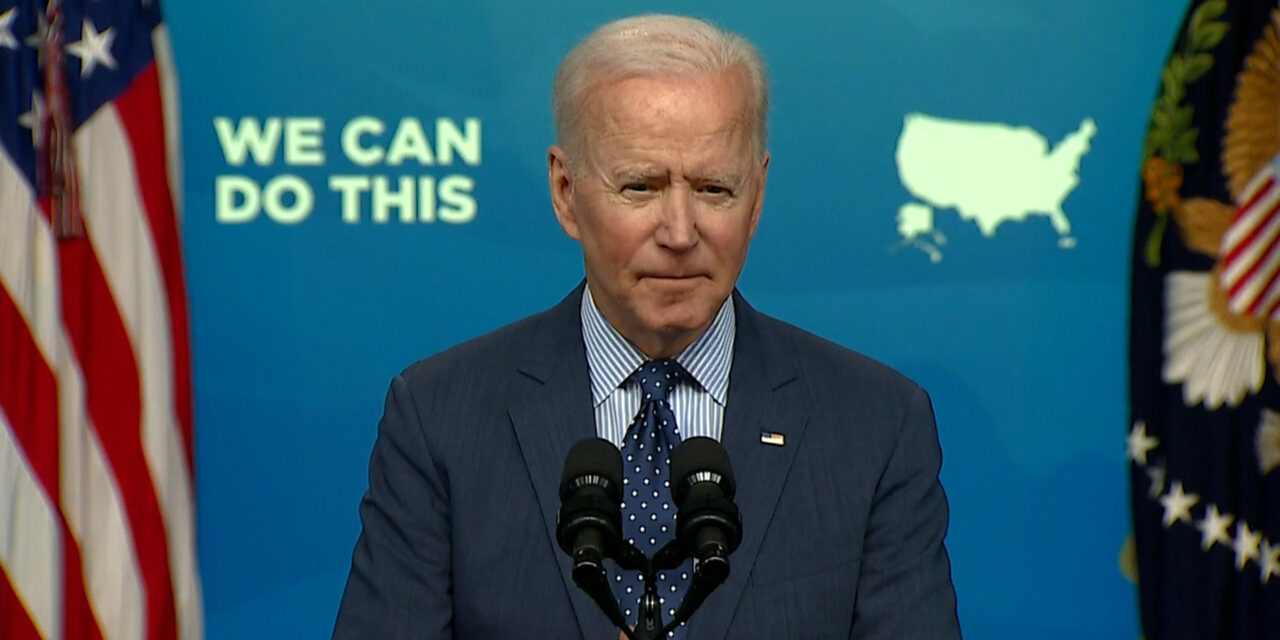 Biden Says He Will  Use Blackmail by Withholding Funds to Force Vaccines!