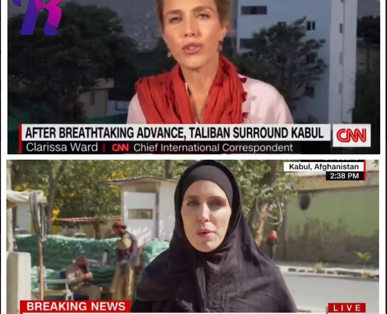 CNN reporter is The Epitome Of two-faced