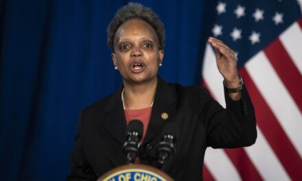 Chicago Officers Shun Mayor Lightfoot After Two Cops Shot!