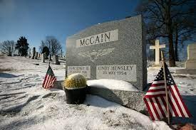 """Ghost"" of John McCain Returns To Condemn Afghanistan"