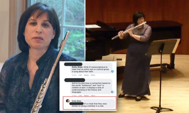 """Orchestra Fires Famed Flute Player for Trafficking in """"Conspiracy Theories"""""""