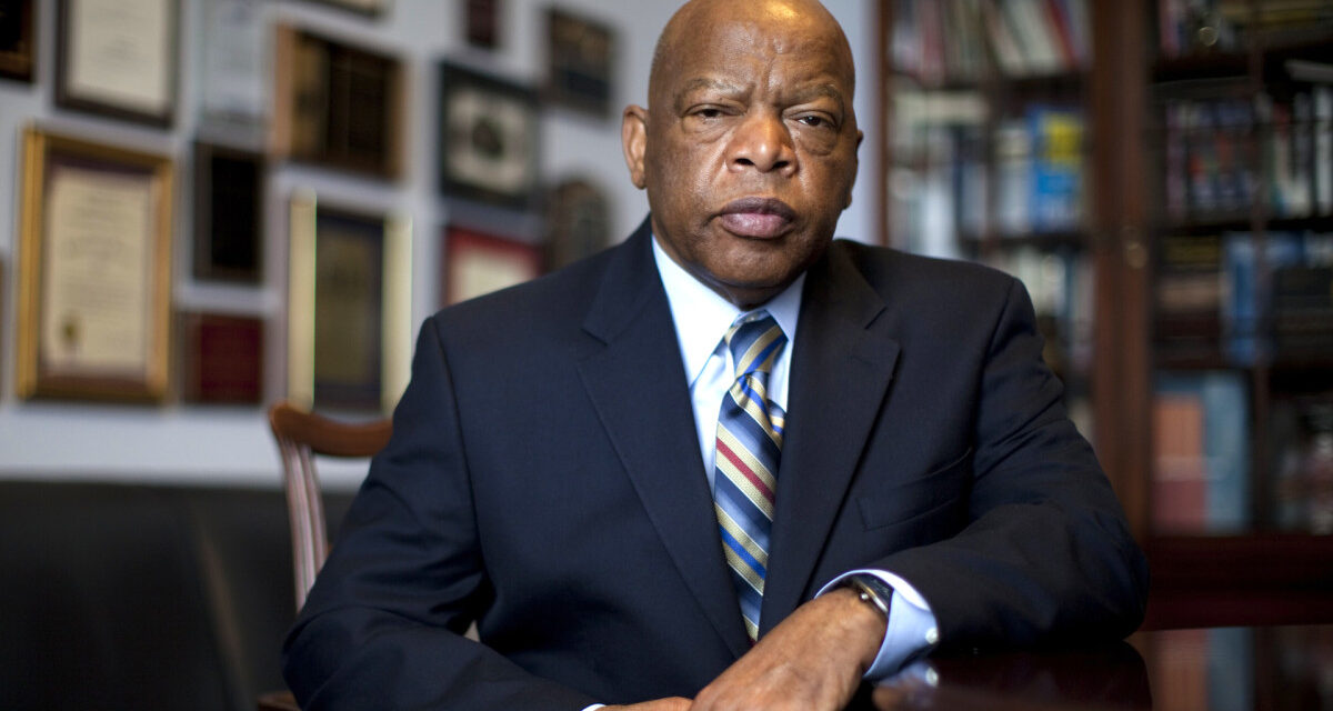 Dems to Control State Elections with John Lewis Bill