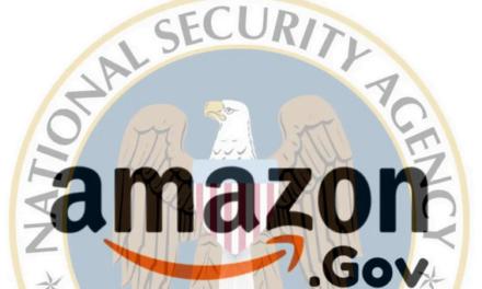 The NSA's New Amazon Account