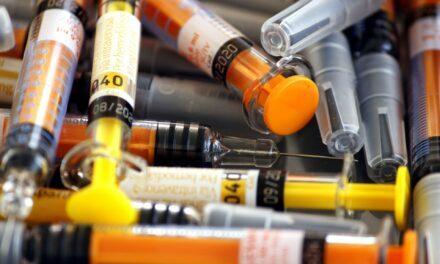 Boston's Syringe Buy-Back Program Collects 580,000 Needles