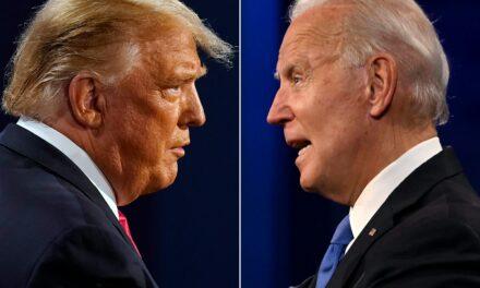 Biden versus Trump as communicators