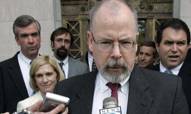 Durham's Investigation Produces Indictment, Confirms Clintons' Guilt