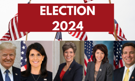 If Trump and DeSantis say no to 2024… is a woman next in line?